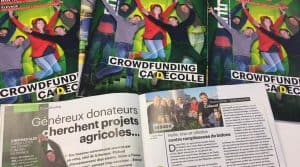 dossier crowdfunding
