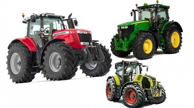 Parts de marché tracteur 2015, des chiffres exclusifs