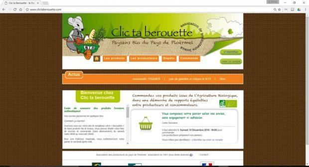 clictaberouette-vente-circuit-court-local-ploermel-morbihan-bio-maraichage-plateforme-internet