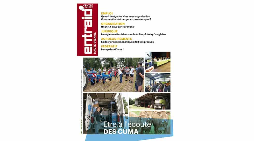 Edition spéciale Haute-Vienne - décembre 2016