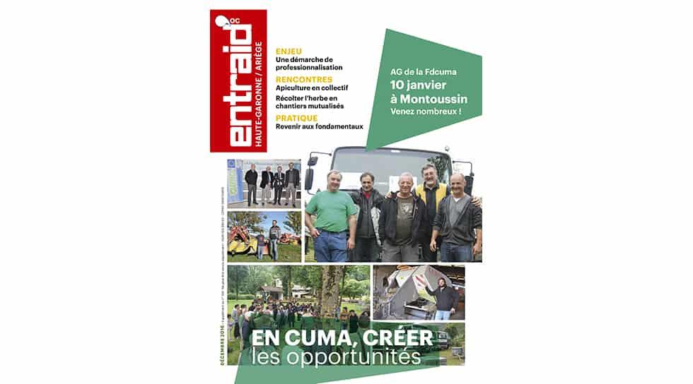 Edition spéciale Haute- Garonne - décembre 2016