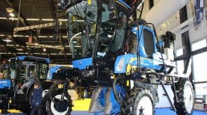 new holland braud 9080N