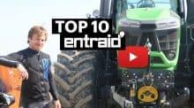 Top 10 vidéos Entraid' 2016