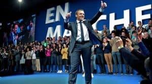 AFP Macron crise paysan