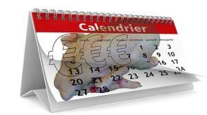 calendrier indemnisation canards
