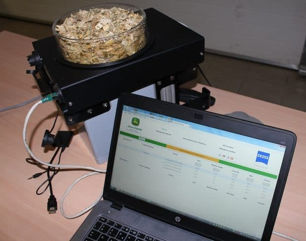 John Deere Harvest Lab