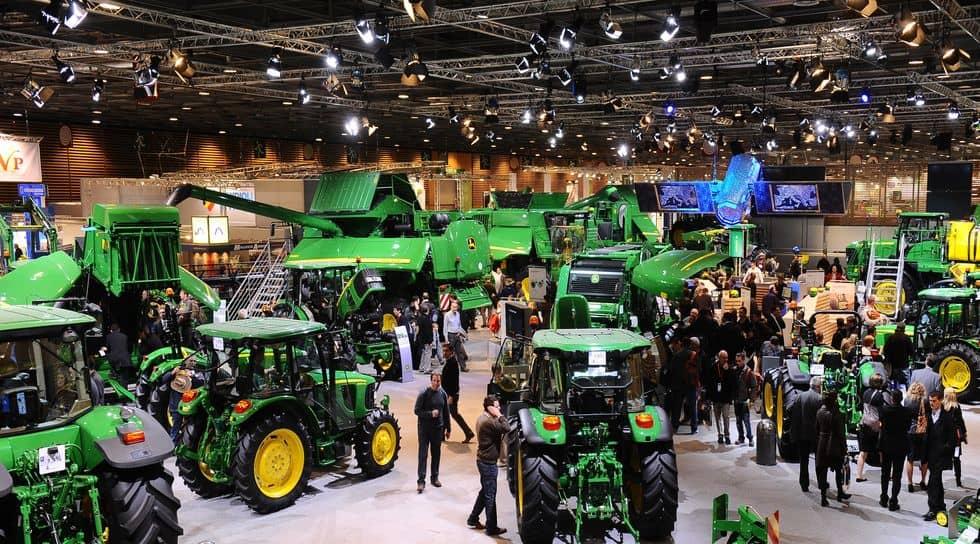 Machinerie agricole sima entraid 39 le m dia des cuma et - Salon sima 2017 ...