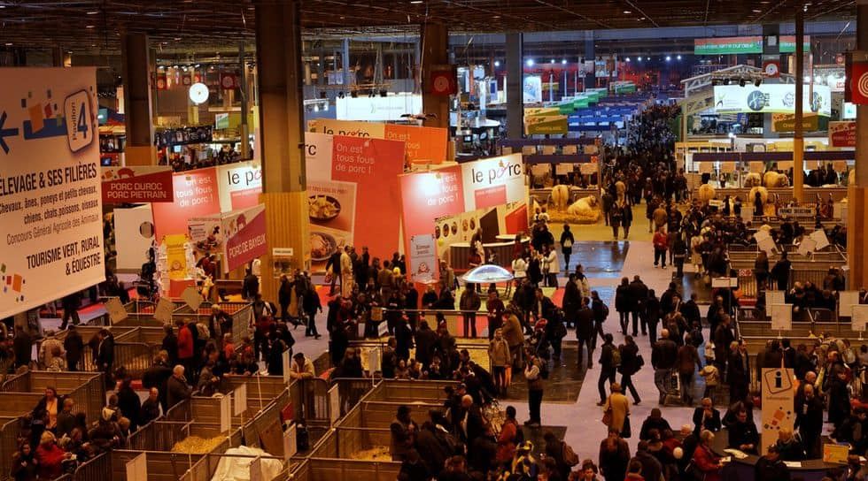 Le salon de l 39 agriculture 2017 sera tr s politique selon for Porte de versailles salon du running