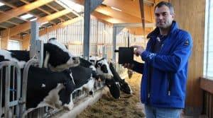 Le boitier développé par Gwenaël Le Lay pourra être un outil intéressant notamment pour évaluer l'adéquation d'un nouveau bâtiment d'élevage aux besoins du troupeau.