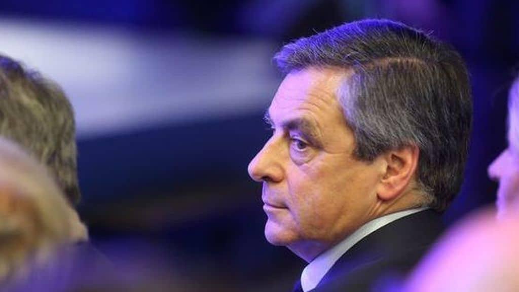 AFP François Fillon élection 2017