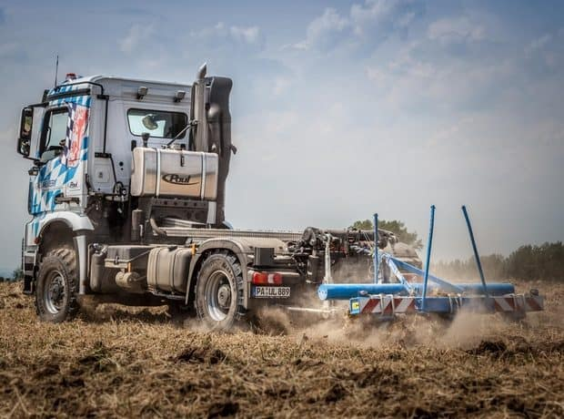 agro mover