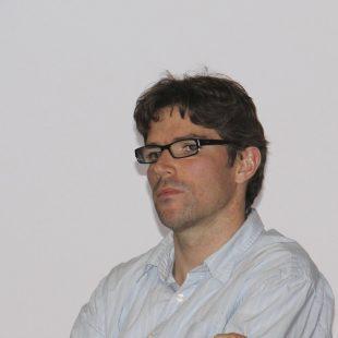 Boris Moal, animateur dans le Finistère.