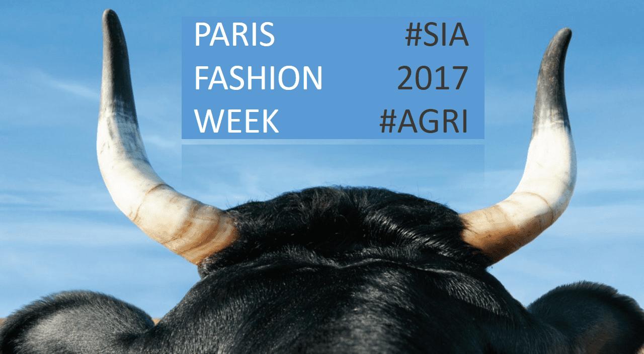 Salon de l 39 agriculture farmer fashion week lectorale for Fine salon agriculture 2017