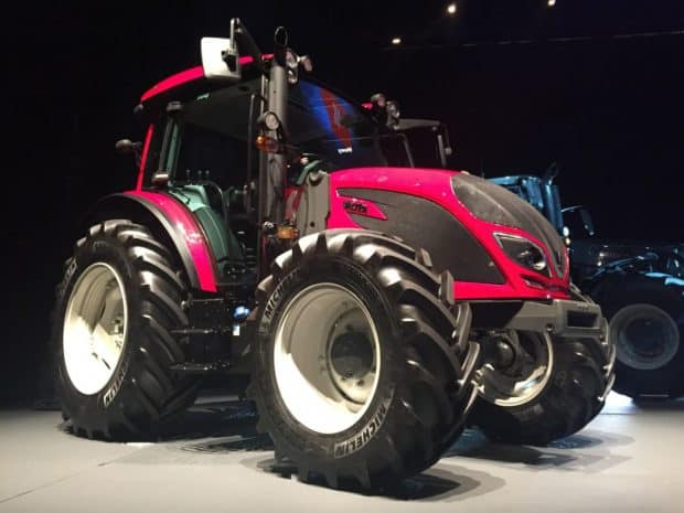 Tracteur valtra sima 2017