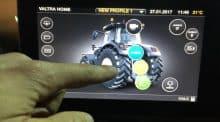 ecran smart touch valtra serie S