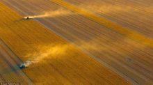 Zapping des vues aériennes ©Josh Smith / Canon.