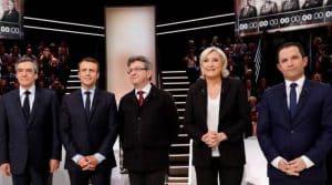 AFP candidats présidentielles France périphérique ne veut pas voter pour des rigolos.