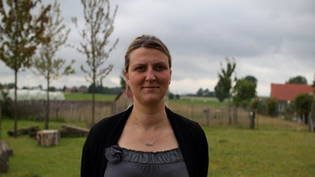 AFP femme salon de l'agri
