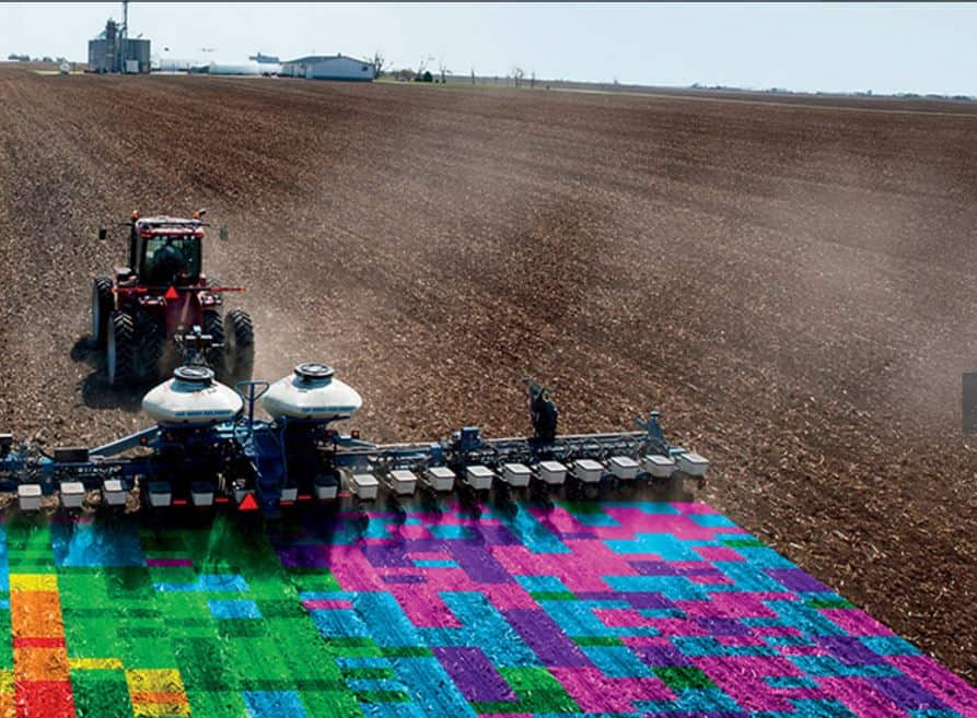 équipements d'agriculture de précision