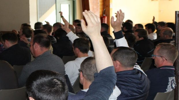 Lors de l'Assemblée générale de la fédération départementale des cuma du Doubs, la régionalisation a été votée à l'unanimité.