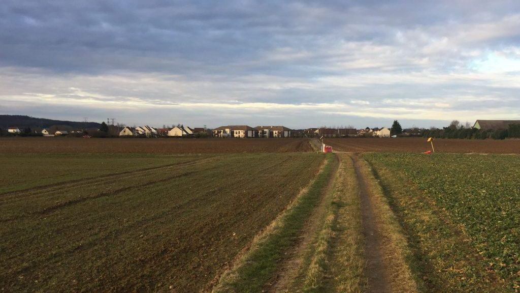 surface agricole Nord
