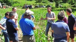 tribune agriculture de groupe