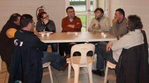 Vente directe, filières courtes, installation, fédération des Cuma des Charentes, assemblée générale, Merpins, Ciap, En direct des éleveurs,