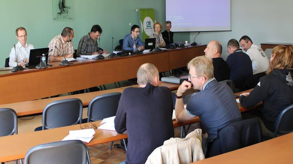 Les principales cuma des deux départements étaient représentées. La régionalisation a été votée à l'unanimité.