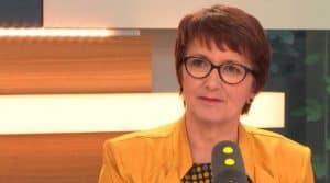 """Il faut """"rester au sein d'une Union européenne qui apporte beaucoup à l'agriculture"""" déclare Christiane Lambert."""