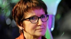 """AFP """"Nous avons de grands chantiers devant nous"""" déclare Christiane Lambert, première femme présidente de la FNSEA."""
