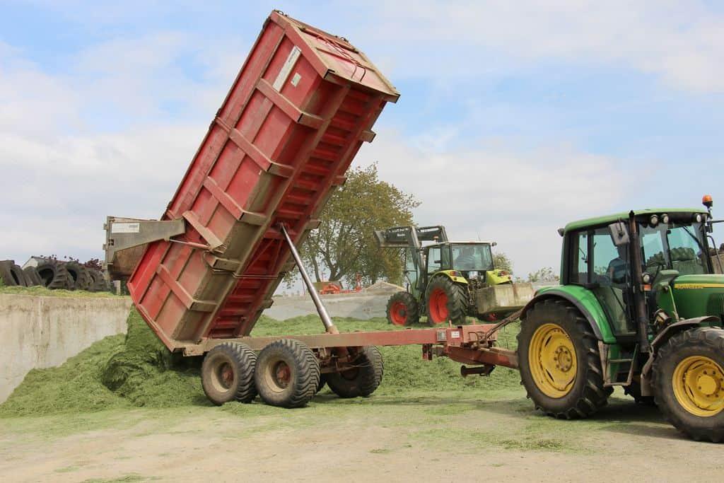 réussir ensilage d herbe