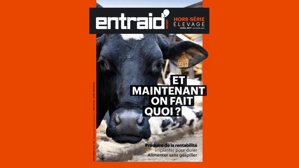 Votre Entraid hors-série élevage - avril 2017.