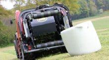Fastbale vicon machine agricole