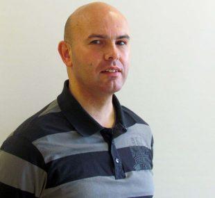 Joel Rousseau, conseiller pour Elevage conseil Loire Anjou (contrôle de performances de Loire-Atlantique et Maine-et-Loire)