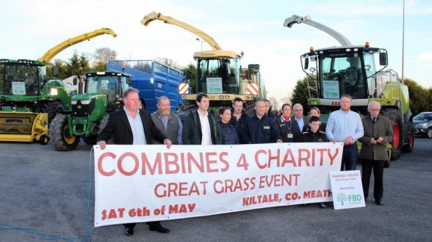 combines 4 charity