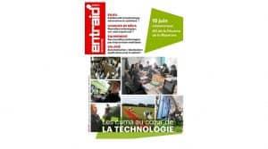 Entraid publie son édition spéciale départementale Mayenne mai 2017 cuma machinisme agricole.