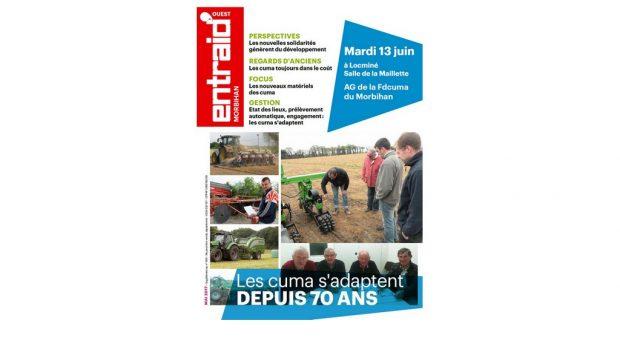 Retrouvez l'intégralité de votre édition spéciale départementale Morbihan parue en mai 2017. Dispo en version numérique