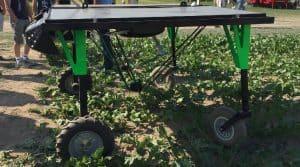 robot agricole desherbage localisé pulvé