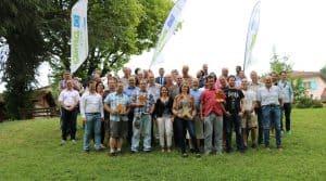 Le 28 juin 2017 marque la naissance officielle de la frcuma AuRA, rassemblant 1700 cuma sur 12 départements.