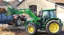 tracteur john deere 5100 R