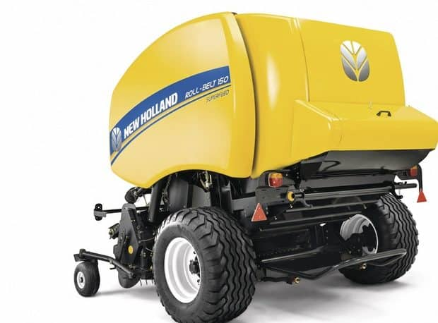 new holland roll belt