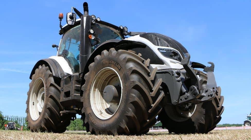 Essai tracteur valtra une excellente nouvelle entraid - Image tracteur ...