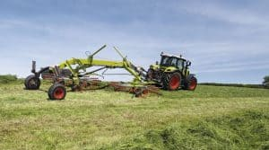Claas Liner Twin 1700
