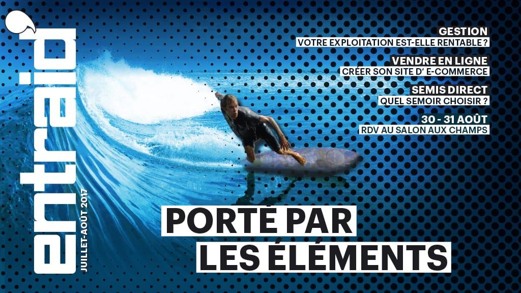 Au sommaire du magazine entraid juillet ao t 2017 entraid for Salon aux champs