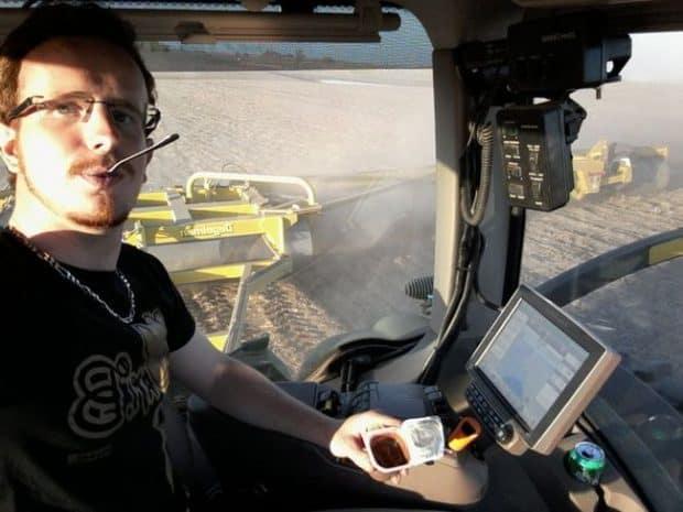 repas-cabine-tracteur-etats-unis