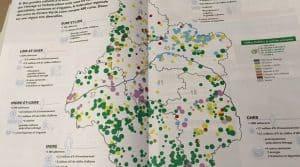 Édition spéciale départementale centre val de loire juin 2017 carte réseau cuma chambre agriculture