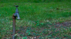 Restriction d'arrosage à 10% pour les terres agricoles et interdiction d'arroser aux heures chaudes de la journée.