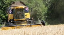 moissonneuse batteuse new holland cx 5080 avis test