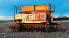 Le robot DOT Seedotrun développé par un constructeur de semoirs.