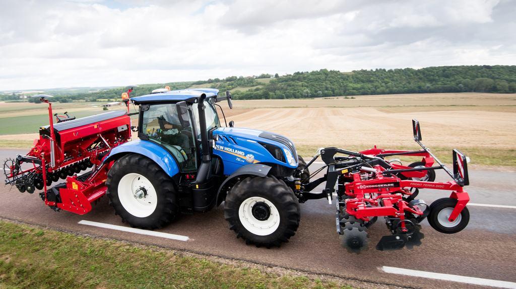 Tracteurs t6 et t7 new holland tend les possiblit s - Cars et les tracteurs ...